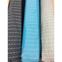 生地:レース編み綿ニット